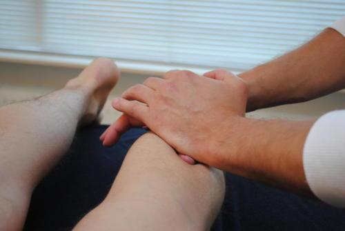 Fysiotherapie & Cesartherapie Bussum behandeling 1