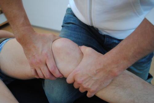 Fysiotherapie & Cesartherapie Bussum behandeling 2