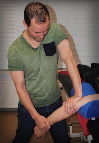 Fysiotherapie & Cesartherapie Bussum behandeling 4