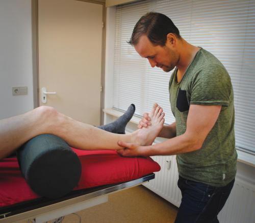 Fysiotherapie & Cesartherapie Bussum behandeling 6