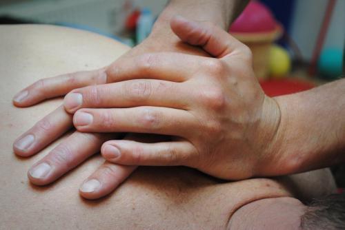 Fysiotherapie & Cesartherapie Bussum behandeling 8