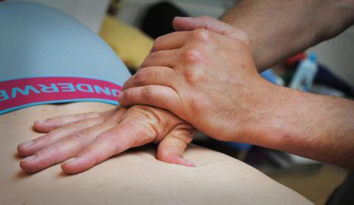 Fysiotherapie & Cesartherapie Bussum behandeling 9